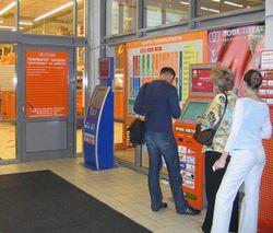 Небанковские платёжные терминалы у россиян популярнее, чем банковские