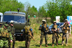 Киев не отреагировал на игру о гражданской войне в Украине
