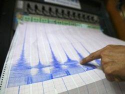 Неподалеку от Алматы произошло землетрясение 4.7 балла
