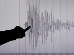Сейсмологи зафиксировали землетрясение средней силы у побережья Камчатки