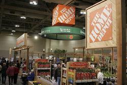 За 2012 год чистая прибыль Home Depot увеличилась на 16,8 процентов