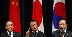 Главные экспортеры Азии стали жертвой кризиса в Европе