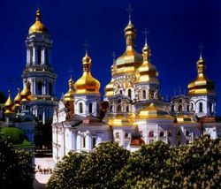 Киев стал любим туристами после Евро-2012