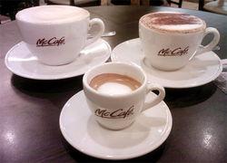 McDonald`s в России открывает кофейни