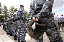 """МВД: никто из гражданских не пожаловался на избиения во время """"языковых"""" протестов"""