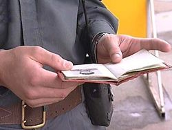 В Душанбе введен паспортный режим