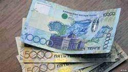 Курс тенге укрепился к евро и швейцарскому франку, но снизился к канадскому доллару