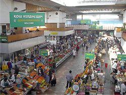 Оборот крупнейших базаров Центральной Азии исчисляется миллиардами