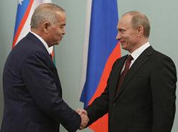 Каримов согласился «идти в разведку» с Путиным