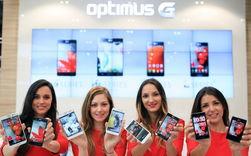 На MWC 2013 LG показала новые смартфоны в четырёх линейках