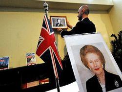 """Сегодня в Лондоне похоронят """"железную леди"""""""