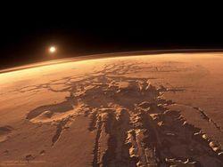 Россия и Украина готовятся к полету на Марс
