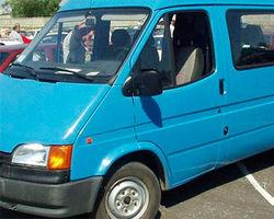 Микроавтобус полный оружия был задержан вблизи Львова