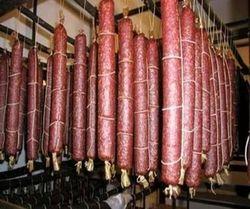 Какой был состав колбасы на подпольном предприятии Беларуси?