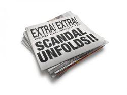 Самые громкие PR-скандалы государственных мужей Украины в 2012 году