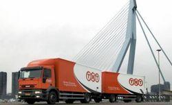 Слияние UPS и TNT окажет давление на Deutsch Post