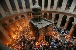 Почему благодатный огонь из Иерусалима прибудет в Киев позже обычного