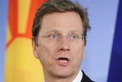 Германский министр-гей разочаровался в «дружеской России»