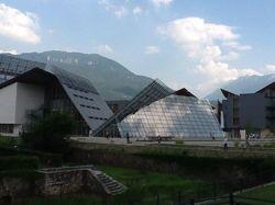 В Италии открыли впечатляющий интерактивный мультимедийный музей науки