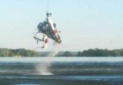 Вертолет упал на Полтавщине – последствия