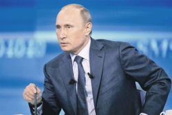 Неудовлетворенный Путин может развязать торговую войну с Украиной – иноСМИ