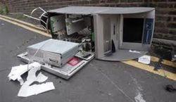 В подмосковных Мытищах неизвестные взорвали банкомат