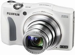 Фотоаппарат FinePix F850EXR с универсальным ультразумом представила Fujifilm
