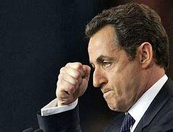 Саркози признал свое поражение на выборах президента