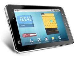 В сети активно обсуждается планшетник от ZTE