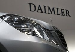 Концерн Daimler подвёл итоги четвёртого квартала