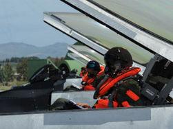 Итальянские ВВС вернули все истребители F-16