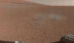 Curiosity марсианский грунт напомнил вулканические породы Гавайев