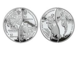 Польша и Украина выпустят двухвалютную монету