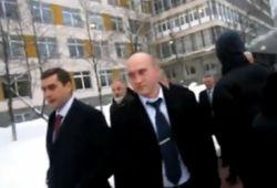 Драка охраны министра и студентов - уроки и выводы об Украине