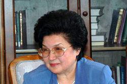 Омбудсмен Узбекистана Сайера Рашидова