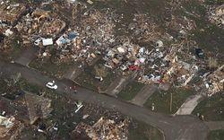 От торнадо в Оклахоме пострадали выходцы из экс-СССР