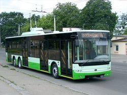 Украинский Богдан будет поставлять троллейбусы в Польшу