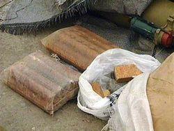 Скандал: КГБ Беларуси нашло на границе центнер взрывчатки