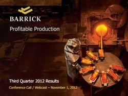 На фоне обесценивания активов Barrick Gold Corp зафиксировала убыток в 0,5 млрд. долларов