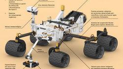 В NASA разработали концепцию марсохода следующего поколения