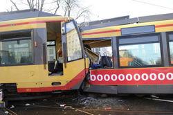 В Бухаресте 50 человек ранены в результате столкновения трех трамваев