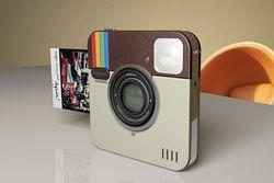 Для ценителей инстаграма Polaroid выпустит специальный фотоаппарат