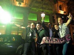 Туринский «Ювентус» гарантировал себе звание чемпиона Италии по футболу