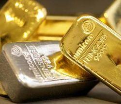 Курс евро оказывает давление на рынок драгметаллов