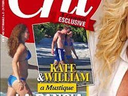 Журнал Берлускони напечатал фото беременной Кейт Миддлтон без разрешения