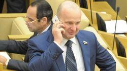 член партии «Единая Россия» Алексей Кнышов