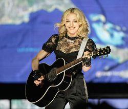 Суд принял иск к Мадонне. Первое заседание - 11 октября в Петербурге