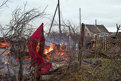 Достучатся ли жители сожженной в Беларуси деревни до совести властей?