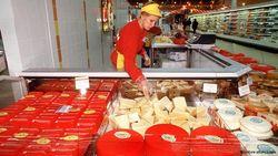 Производители Украины восстановили прежние объемы поставок сыра в РФ