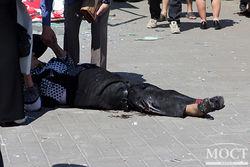 Пострадавшие от терактов в Днепропетровске получат денежную помощь